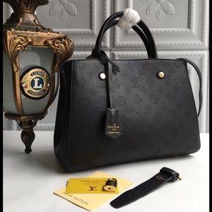 Louis Vuitton Montaigne bag